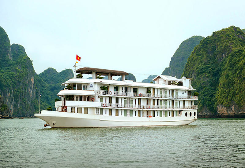Majestic Cruise Halong Bay 2days ~ Halong