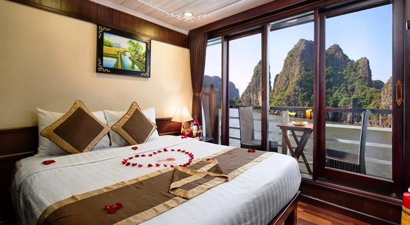 HALONG BAY - GLORY LEGEND CRUISE ~ HA LONG