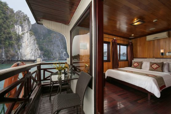 MAJESTIC CRUISE HALONG BAY 3DAYS