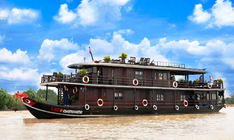 Le Cochinchine Cruise - Taste of Mekong 2days ~ Cai Be - Can Tho